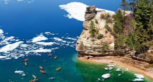pictured rocks national lakeshore michigan must see scenery
