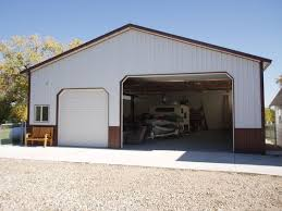 Steel Pole Barn Pole Barn Porches Standard Porches Buildings Structures Metal