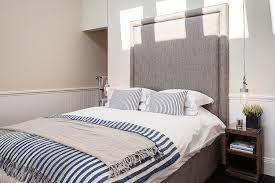 blue and white coastal bedroom decor ideas new england style house