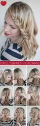 lace braid hairstyle tutorial hair romance