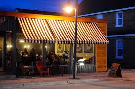 Ottawa Awning Best Of Ottawa Coffee Shops