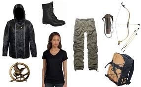 Hunger Games Halloween Costumes Katniss Book Movie Inspired Costume Ideas Playbuzz