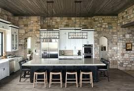 cuisine moderne le de cuisine moderne cuisine moderne aux touches rustiques et