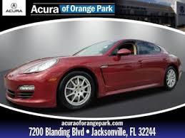 Panamera Red Interior Used Porsche Panamera For Sale Near Me Cars Com