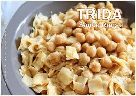 recettes cuisine alg駻ienne trida traditionnel algerien recettes faciles recettes rapides de