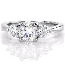 classic engagement ring cushion contour trellis classic engagement rings jewelers