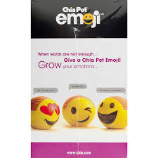 wine emoji as seen on tv chia pet emoji smiley walmart com
