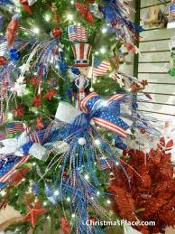 patriotic christmas tree archives christmas place blog