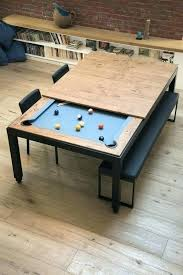 dining table converts to pool table pool table dining table combination ultra vision billiards
