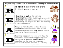 context clues mrs leiterman