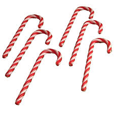 plastic candy canes wholesale plastic candy canes christmasshop