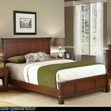 Mahogany Bed Frame Mahogany Bed Ebay
