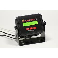 Backyard Grill Wireless Thermometer by Flame Boss 100 Universal Smoker Controller Fb100 U The Home Depot