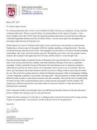 sample letter of recommendation for sorority choice image letter
