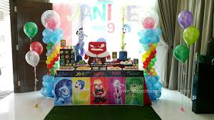 inside out party theme inside out its more than just a party