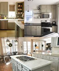Benjamin Moore Paint For Cabinets by Painting Those Cabinets Look At Bm Revere Pewter Coventry Gray