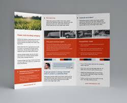 illustrator brochure template bi fold brochure template best 10