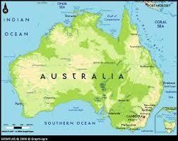 austrial map map of australia tourizm maps of the world australia atlas