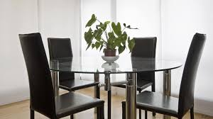 dining room table tops clear u0026 colored round glass table tops round glass din