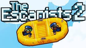 escaping a prison plane using a life raft the escapists 2