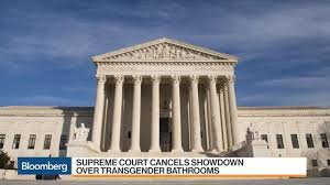 u s supreme court cancels transgender bathroom showdown bloomberg
