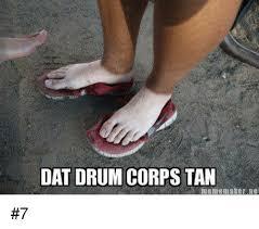 Drum Corps Memes - dat drum corps tan mememakerael 7 meme on me me