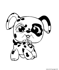 littlest pet shop 49 coloring pages printable