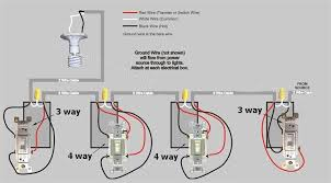4 way switch diagram wiring carlplant