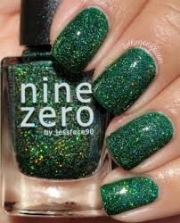 kelliegonzo nine zero lacquer holiday collection swatches u0026 review