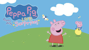 peppa pig u0027s surprise live morris performing arts center