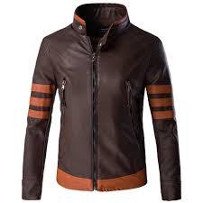 jacket price aliexpress com buy autumn winter brand leather jacket
