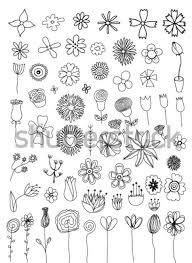 gallery simple drawing photos flower drawing art gallery