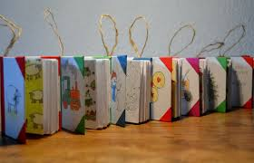 mini book ornaments by dragongirlhellfire on deviantart