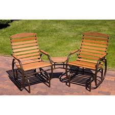 Patio Table And Bench Outdoor Patio Furniture Sets Fleet Farm
