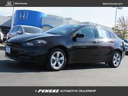 dodge dart 2016 used dodge dart 4dr sedan sxt at marin honda serving marin