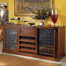 Cabinet For Mini Refrigerator Good Wine Fridge Cabinet Options Marku Home Design