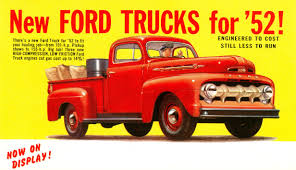 Ford Classic Truck Mirrors - a 1952 ford f 1 u0026 pro touring chevy truck radical renderings
