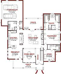 country style floor plans country style house plan 4 beds 3 5 baths 3002 sq ft plan 63