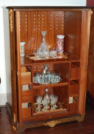 Bar Hutch Apartments Charming Wooden Hutch Wine And Bar Cabinet Design