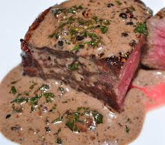 steak au poivre wikipedia