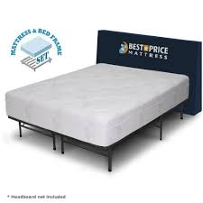 Foam Bed Frame Best Price Mattress 12 Memory Foam Mattress Bed Frame Set