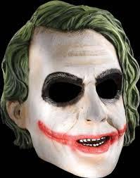 Heath Ledger Halloween Costume Halloween Masks Childs Joker Heath Ledger