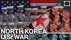 What Happens If Russia Does by What If North Korea And The U S Went To War Youtube
