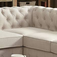6 seat sectional sofa moser bay furniture olivia tufted 6 seat sectional sofa free