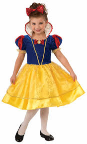cinderella halloween costume for toddlers disney snow white girls costume deluxe girls snow white costume