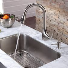 Replacing Kitchen Faucets by Show Me Your Faucet Set Up With Undermount Sinks Throughout