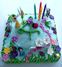 tinkerbell birthday cake disney tinkerbell birthday cake for 4th birthday party