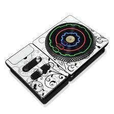ps3 design buy w b fleur design dj controller skin decal sticker for