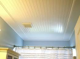 Bathroom Ceilings Ideas Diy Bathroom Ideas Beadboard Ceiling Ordinary Bathroom Ceilings