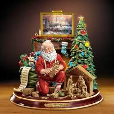 kinkade the true meaning of santa at treasures